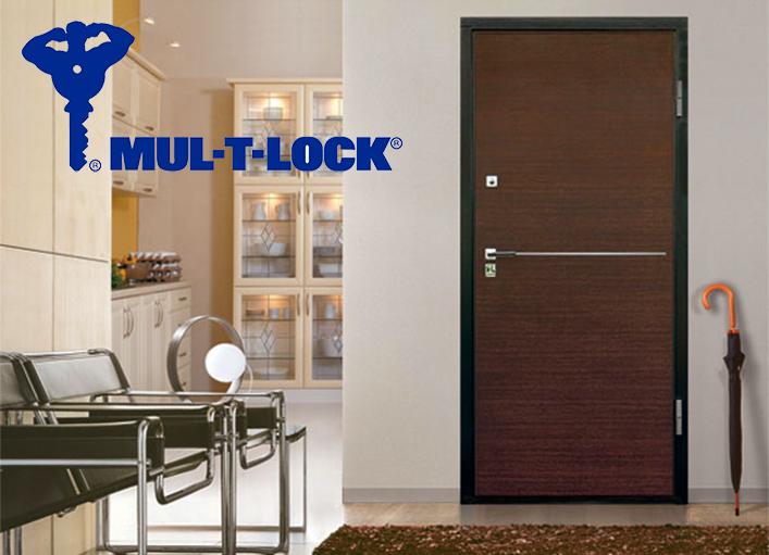 Двери mul-t-lock
