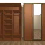 Основные факторы выбора дверей для шкафа-купе