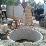 Простейший погреб из бетонного кольца