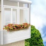 Пластиковые окна – теперь и остекление балконов!