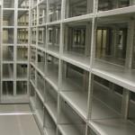 Стеллажи архивные складские