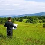 Подготовительные работы земельного участка