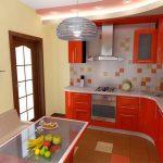 Как защитить кухонную стену от загрязнений