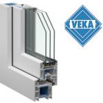 Пластиковые окна Veka Euroline