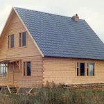 Стоимость построения бюджетных домов