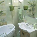 Комфорт ванной комнаты