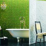 Ванная комната из мозаики