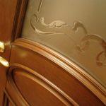 Методы нанесения изображения на межкомнатную дверь
