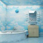 Преимущества панелей ПВХ для оформления ванных комнат