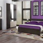 Ремонт спальни в современной квартире