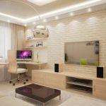Готовые интерьеры квартиры